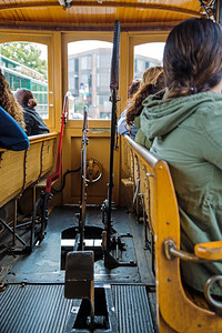 San Francisco's Cable Cars (V)