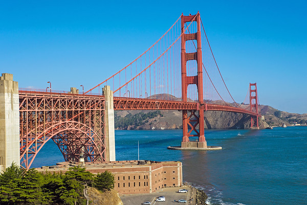 The Golden Gate Bridge (I)