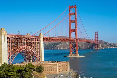 The Golden Gate Bridge (I)