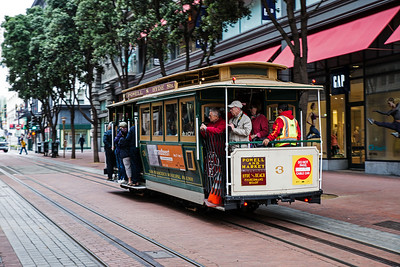 San Francisco's Cable Cars (IV)