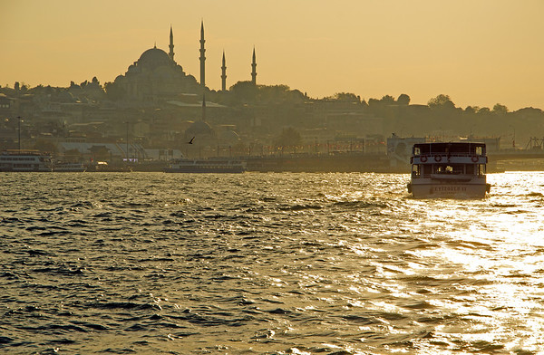 On The Golden Horn