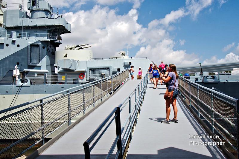 Gangplank to begin tour of the North Carolina