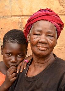 Ouagadougou, Burkina Faso, Africa. 2013.