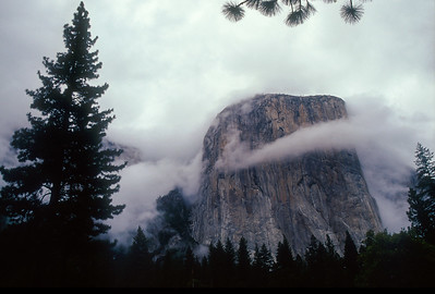 Yosemite & clouds oct 2009 23pts