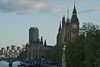 London's Westminster Bridge and Elizabeth Tower