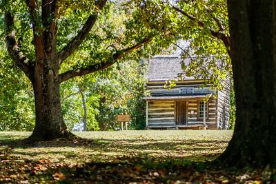 Faires-Coltharp Cabin