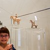 Ani loved the sculpture and the spaciousness of the galleries.  The museum also has a children's room, which features outstanding exhibits.
