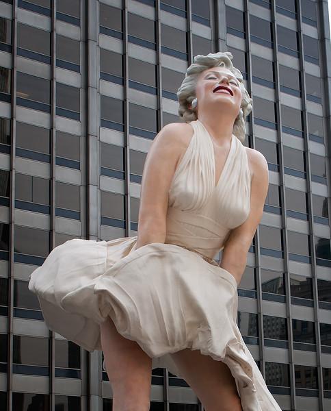 Marilyn Monroe, Chicago