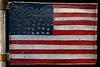 Old American Flag, USA, US Flag