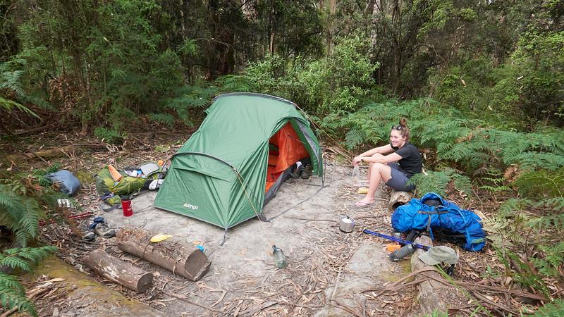 Elliot Ridge GOW campground