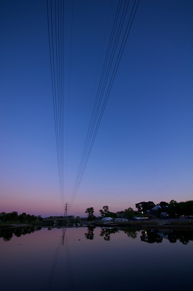 Power over the river