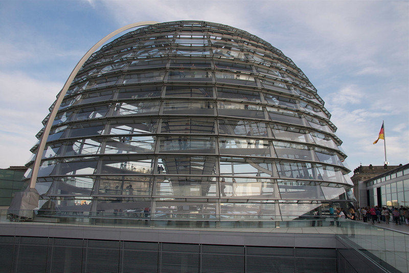 Dome (Der Kuppel) of the Reichstag