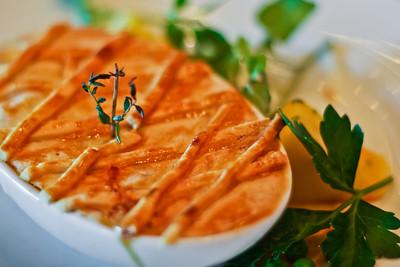 Cinnamon Pumpkin, Squash, & Yam Pot Pie