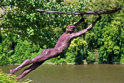 Bluff View Sculpture Garden