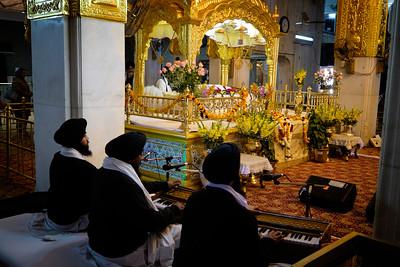Gurudwara Bangla Sahib Sikh Temple, Delhi
