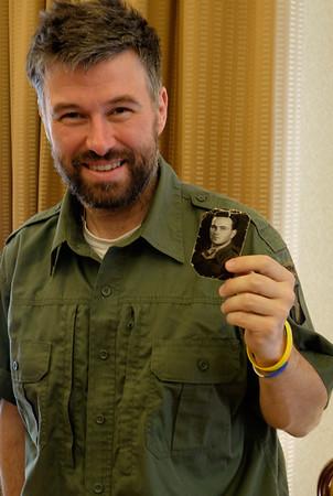 Adam, son of Polish Auchwitz survivor