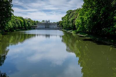Royal summer palace, Warsaw
