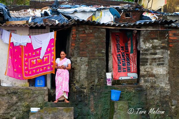 Suburbs of Mumbai, India
