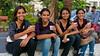 Girls in Mumbai, India