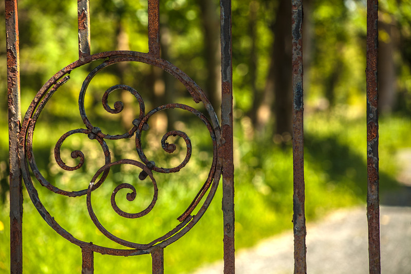 Glendalough Gate