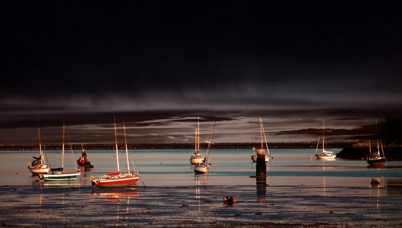 Dublin Tide