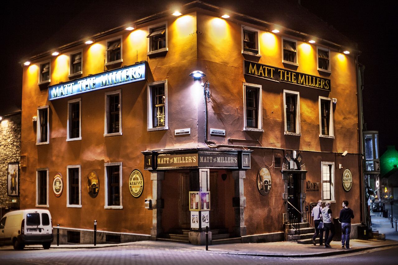 Matt the Millers Pub