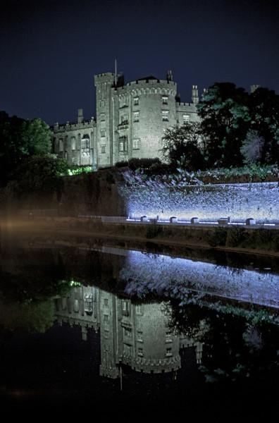 Kilkenny Castle Reflection