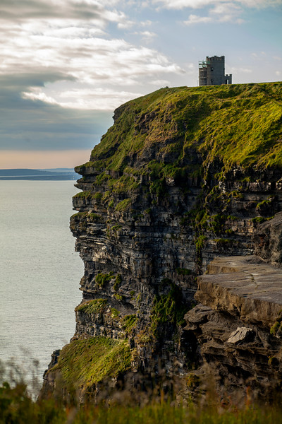 Cliff and Castle