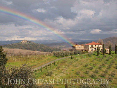 """Under the Tuscan Rainbow"""