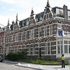 A handsome apartment building in Nijmegen -