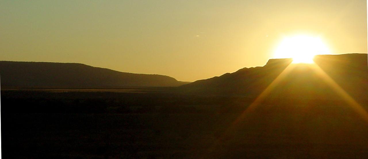 Mesa Evening
