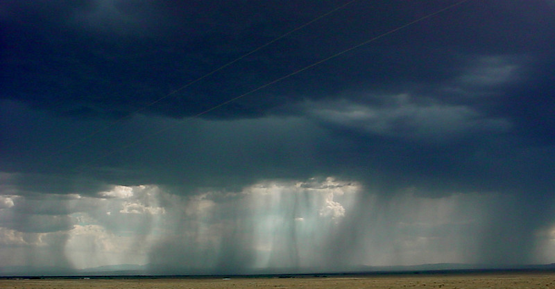 Showers On the Plains