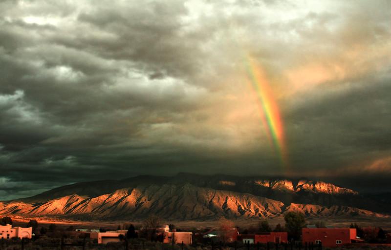 Corrales Rainbow