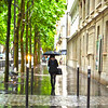 Paris Rains