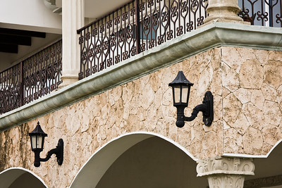 Beautiful architectural details.
