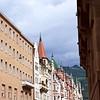 Bolzano architecture.