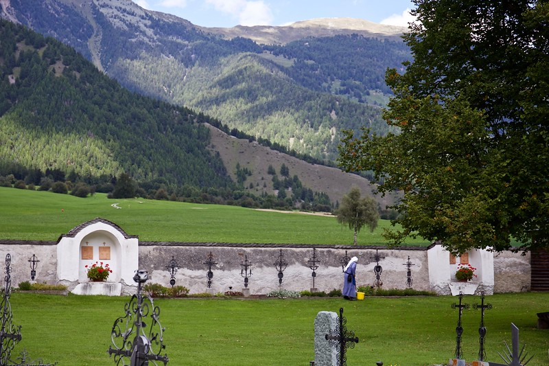 Benedictine Convent St. Johann, Müstair