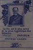 Pasteur's wisdom.
