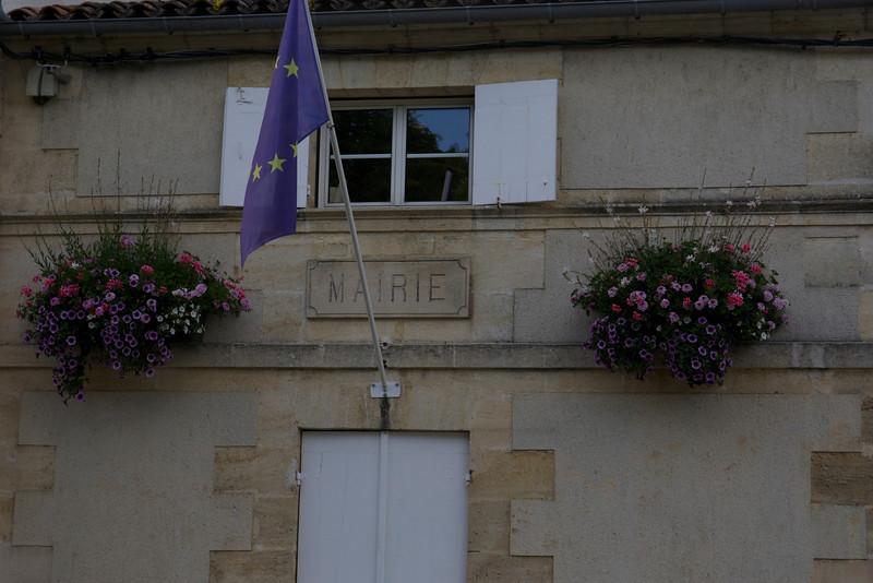 Saint-Julien, La Mairie