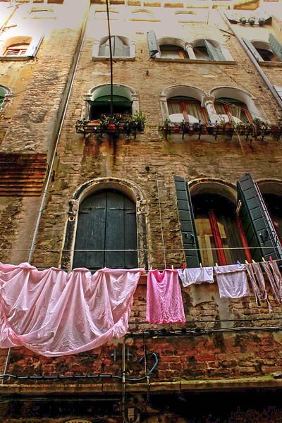 Venice Laundry Day