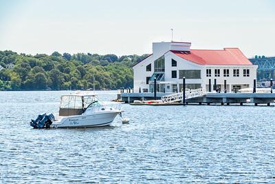 Seamanship Sailing Center on Jacob's Rock