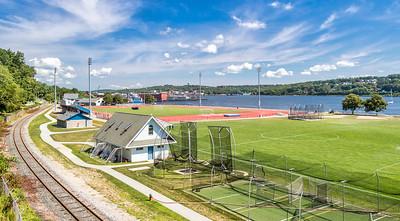 Nelson W. Nitchman Field - Soccer Field and Track & Field Complex