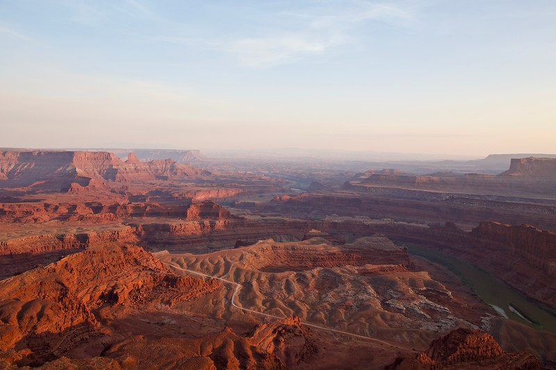 Dead Horse Point SP 7:48 pm