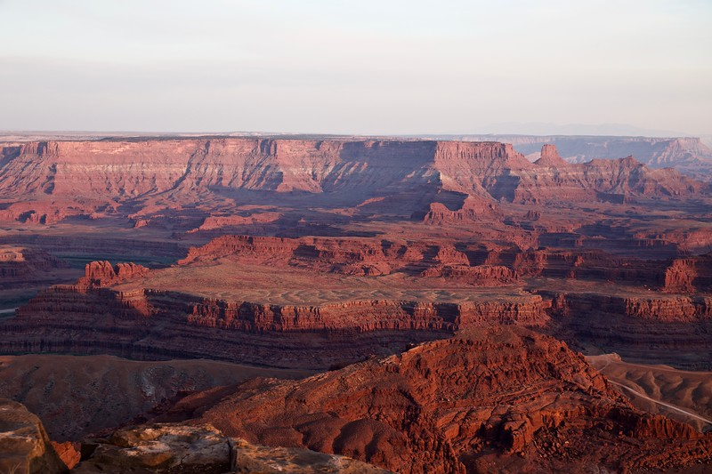 Dead Horse Point SP 7:50 pm