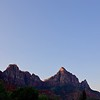 Zion National Park, The Watchman