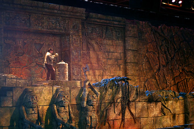 Indiana Jones Epic Stunt Spectacular - Hollywood Studios
