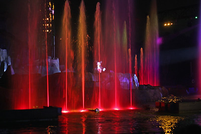 Fantasmic! - Hollywood Studios