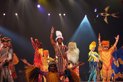Festival of the Lion King - Animal Kingdom