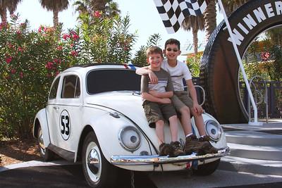 Herbie, the Love Bug - All-Star Movies Resort