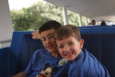 Tomorrowland Transit Authority - Magic Kingdom